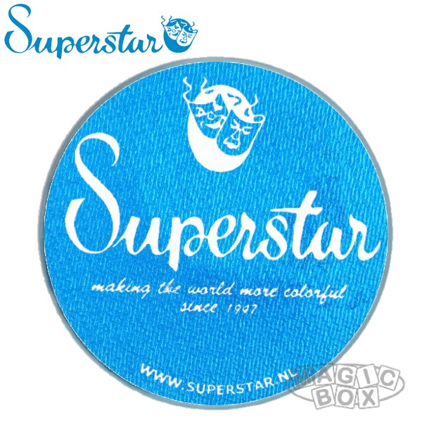 Superstar 16g, Shimmer Blue London Sky