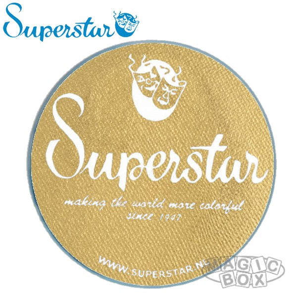 Superstar 16g, Shimmer Gold Antique