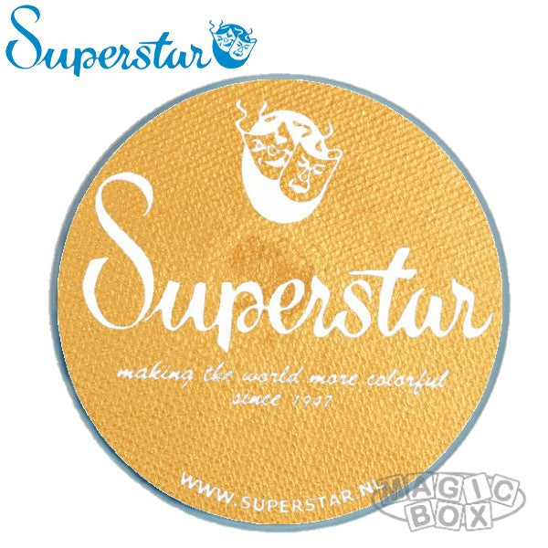 Superstar 45g, Shimmer Gold Finch