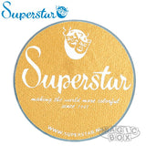 Superstar 16g, Shimmer Gold with Glitter