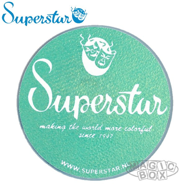 Superstar 16g, Shimmer Golden Green