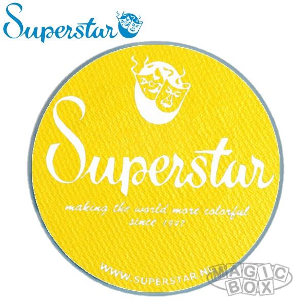 Superstar 16g, Shimmer Interference Yellow