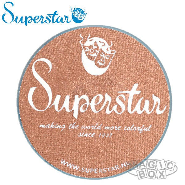 Superstar 16g, Shimmer Nut Brown