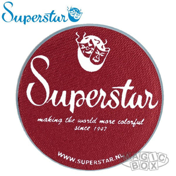 Superstar 16g, Shimmer Rusty Red
