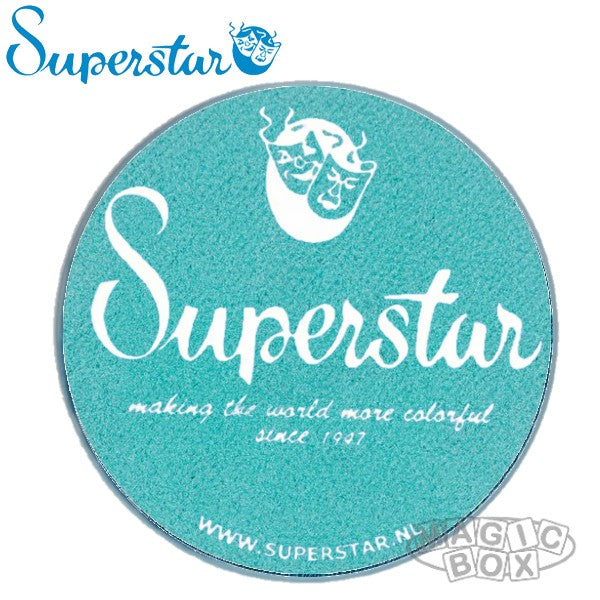 Superstar 45g, Shimmer Star Green