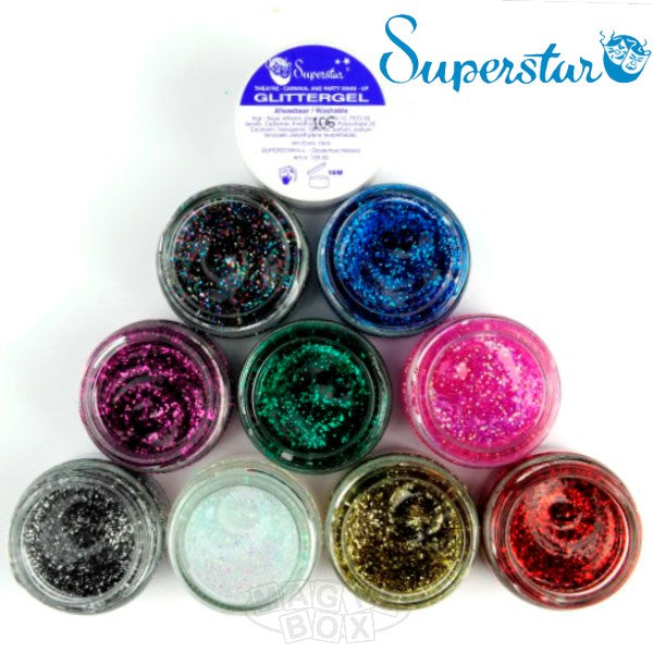 Superstar, Glitter Gel Offer