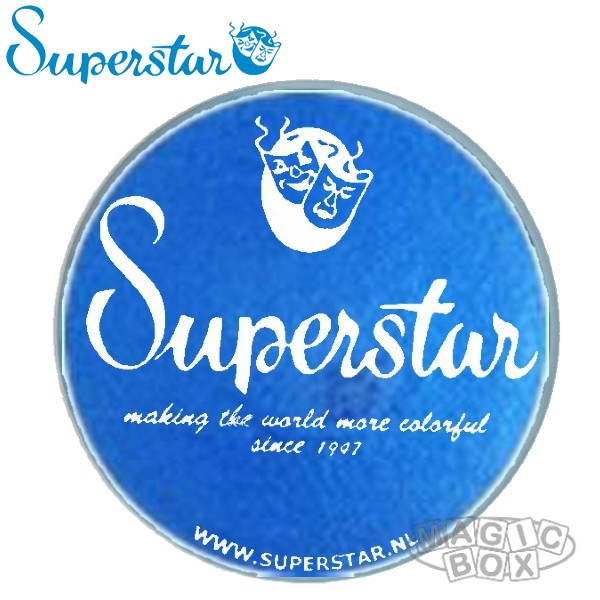 Superstar 16g, Shimmer Blue Mystic