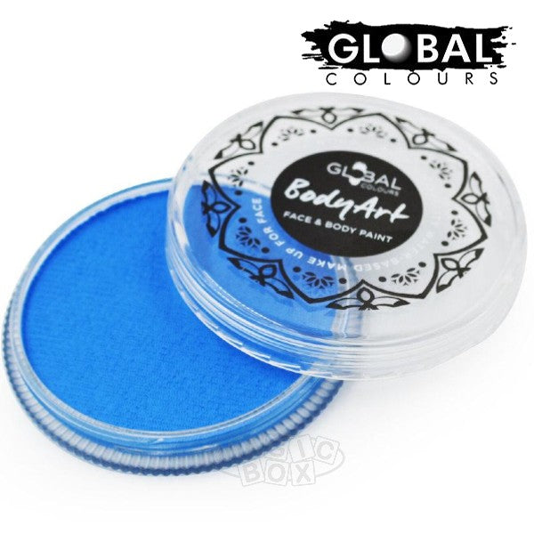 Global 32g, Neon Blue