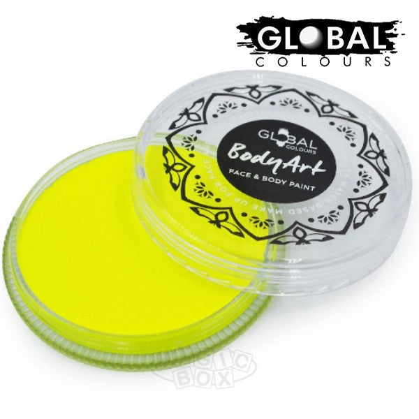 Global 32g, Neon Yellow