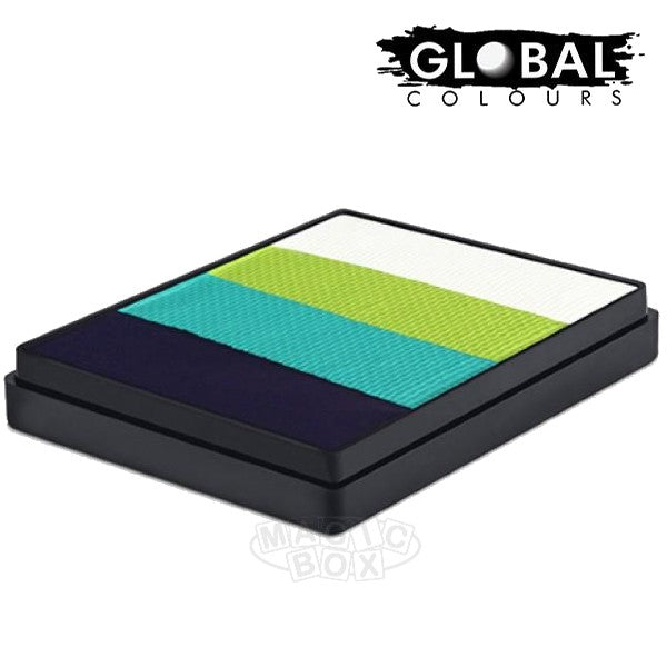 Global 50g Rainbow Cake, Greenland