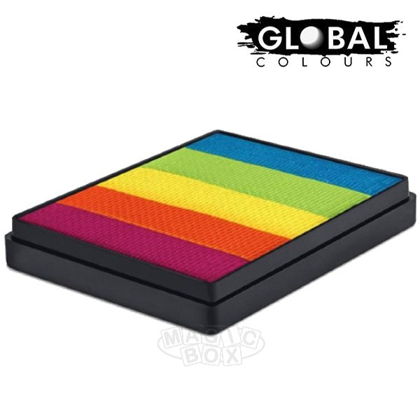 Global 50g Rainbow Cake, New Delhi