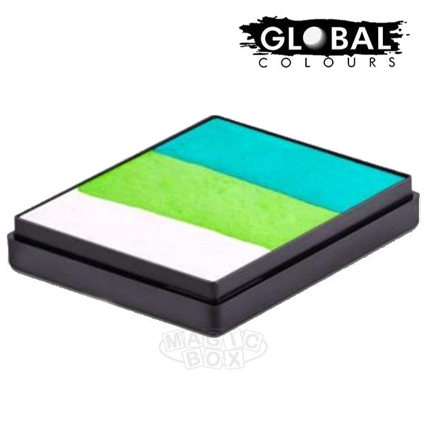 Global 50g Rainbow Cake, Royal Jasmine