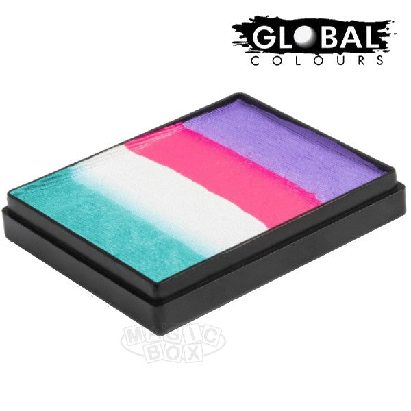 Global 50g Rainbow Cake, Unicorn Dream