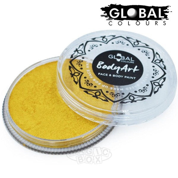 Global New, Metallic, 32g Gold