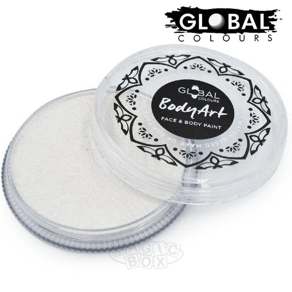 Global New, Pearl, 32g White