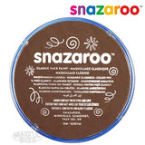 Snazaroo, 18ml Brown Light