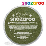 Snazaroo 18ml Sparkle Green