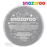 Snazaroo 18ml Sparkle Gun Metal Grey