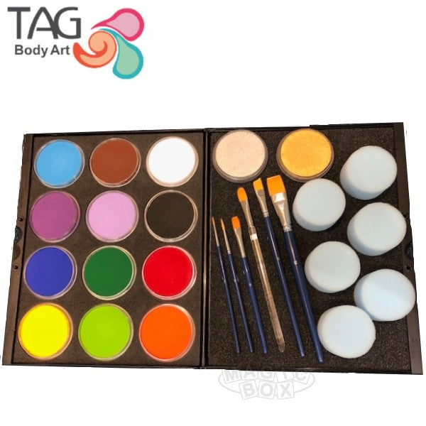 Tag, Professional Palette