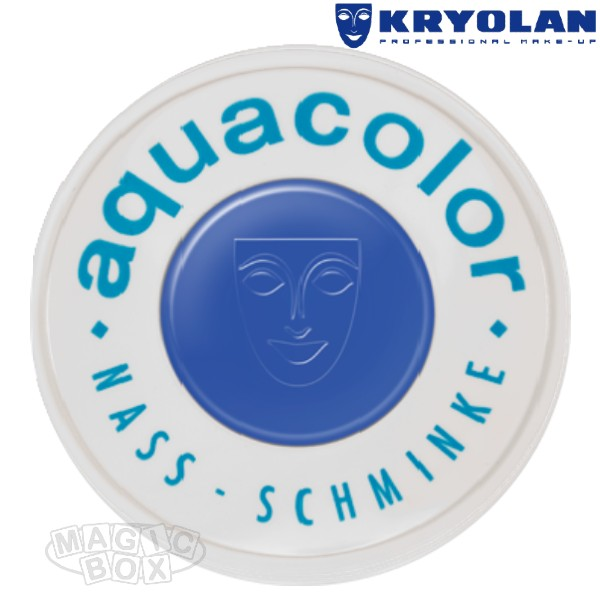 Kryolan, AquaColour 30ml, Blue 3