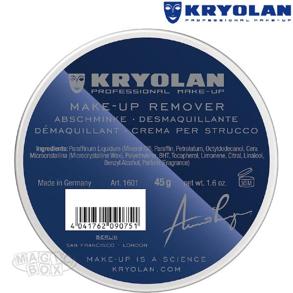 Kryolan, Make up Remover
