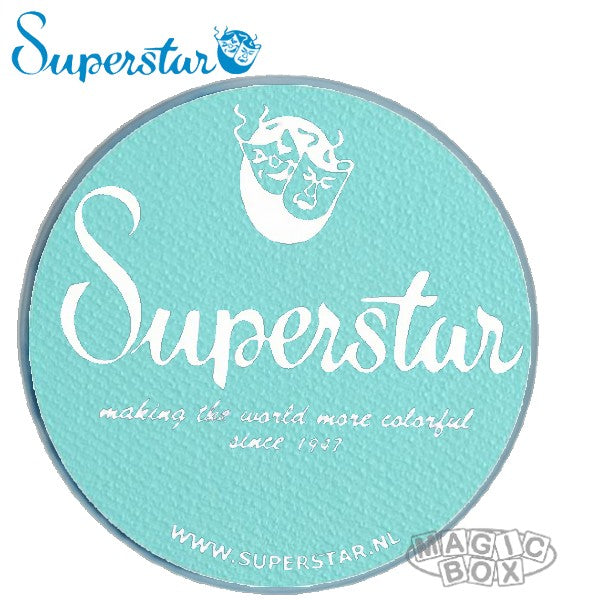 Superstar 16g, Green Pastel