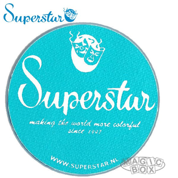 Superstar 16g, Blue-Teal