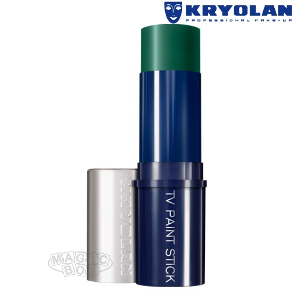 Kryolan, T.V. Paint Stick Green 42