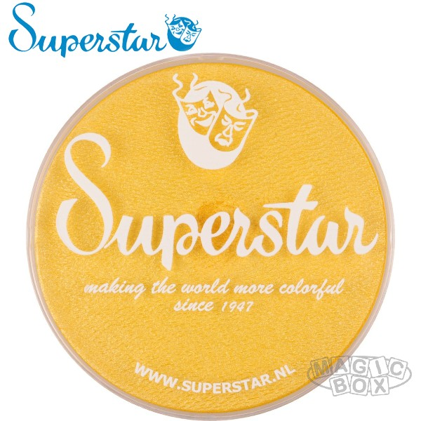 Superstar 16g, Shimmer Star Buttercup