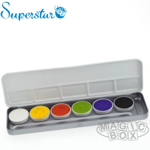 Superstar Palette, Halloween x 6