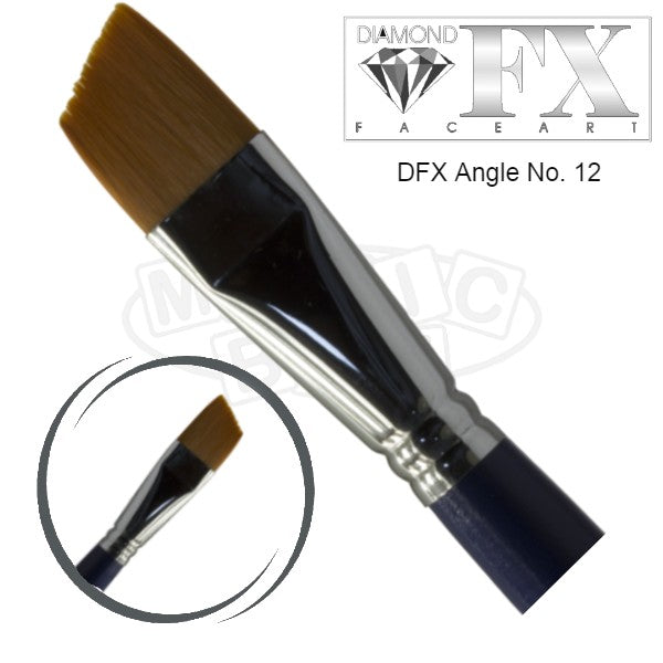 DFX Angle Brush No 12