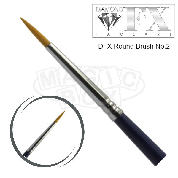 DFX Round Brush No. 2