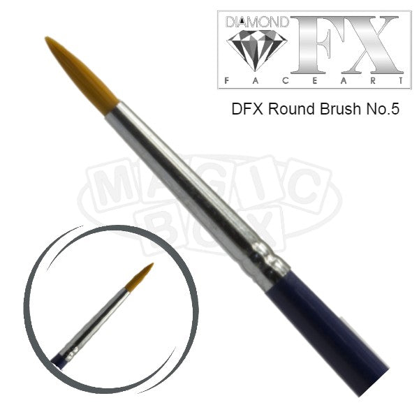 DFX Round Brush No. 5