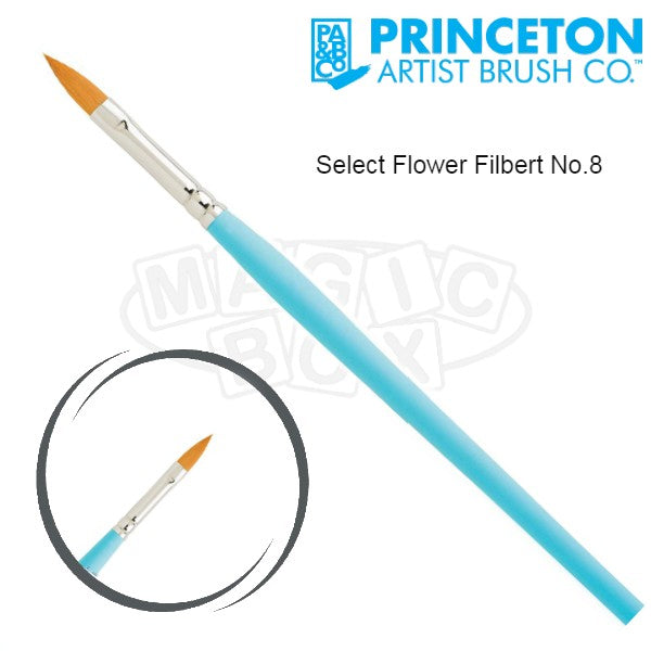 Select, Flower-Filbert, No 8