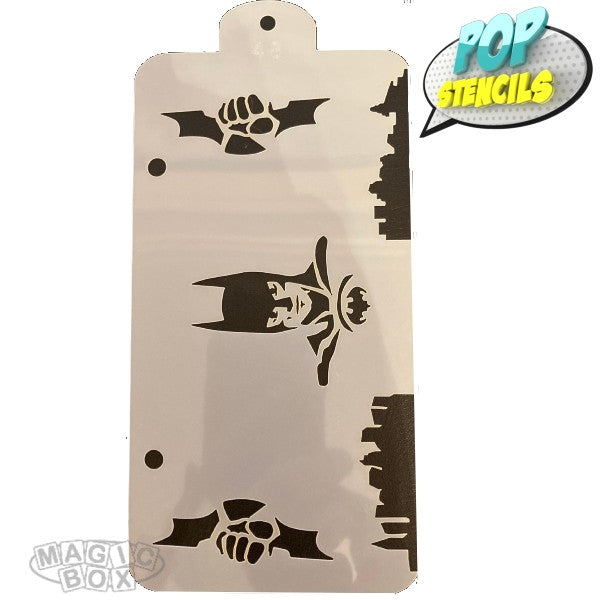 Pop Stencil Midi, Batman