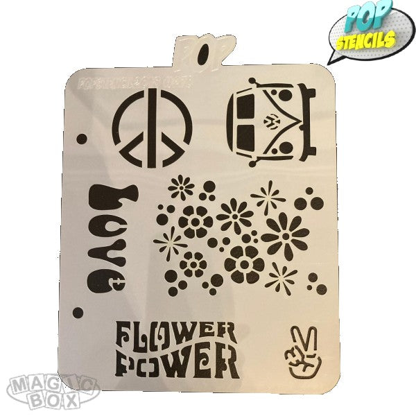 Pop Stencil Maxi, Hippy Van