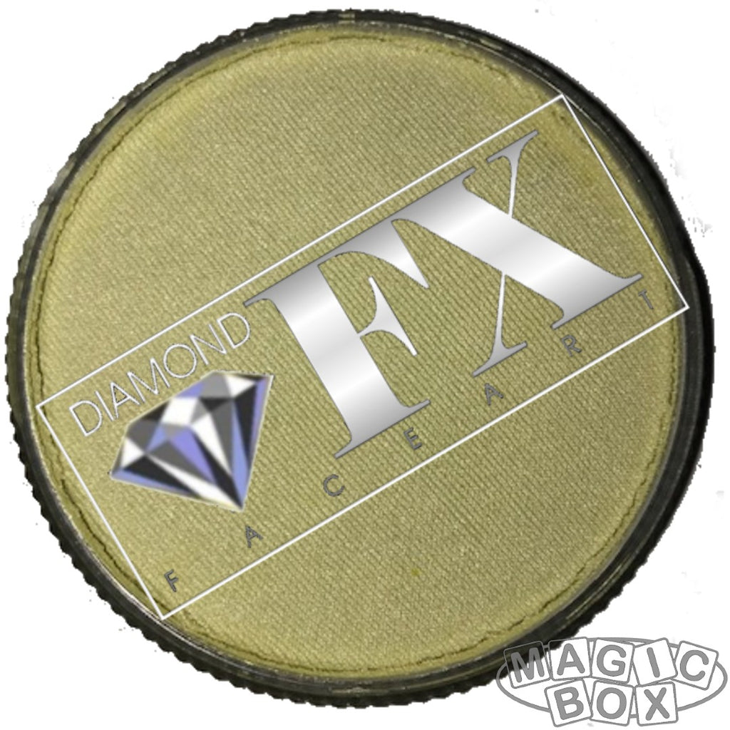 Diamond FX, Metallic Mellow Yellow 30g