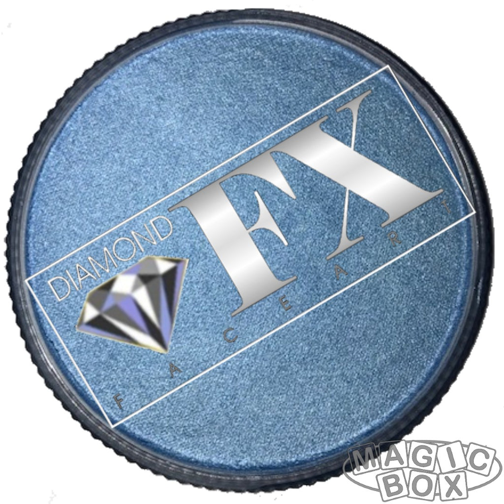 Diamond FX, Metallic Mellow Blue 30g