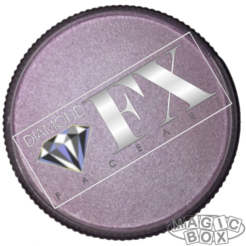 Diamond FX, Metallic Mellow Lavender 30g