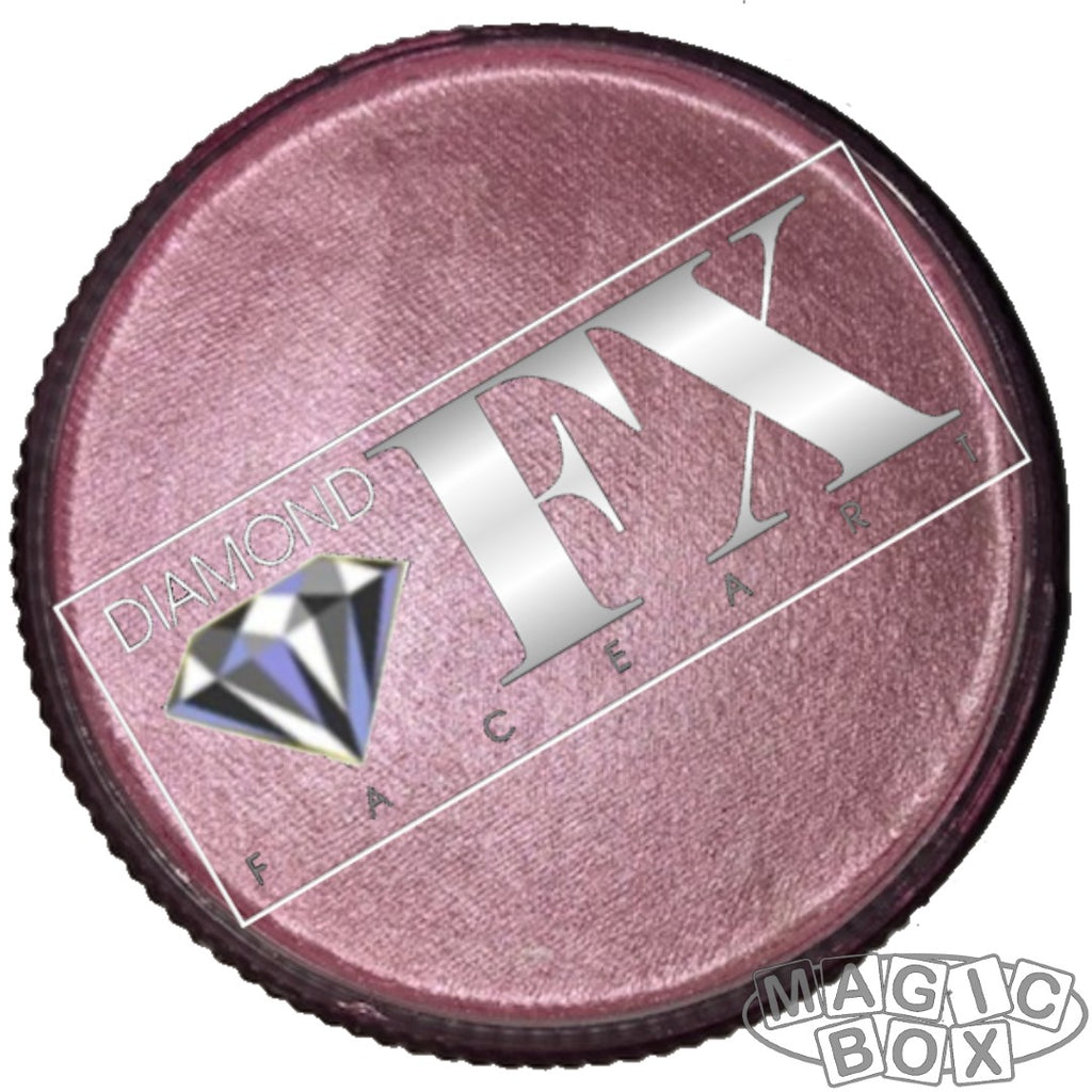 Diamond FX, Metallic Mellow Pink 30g