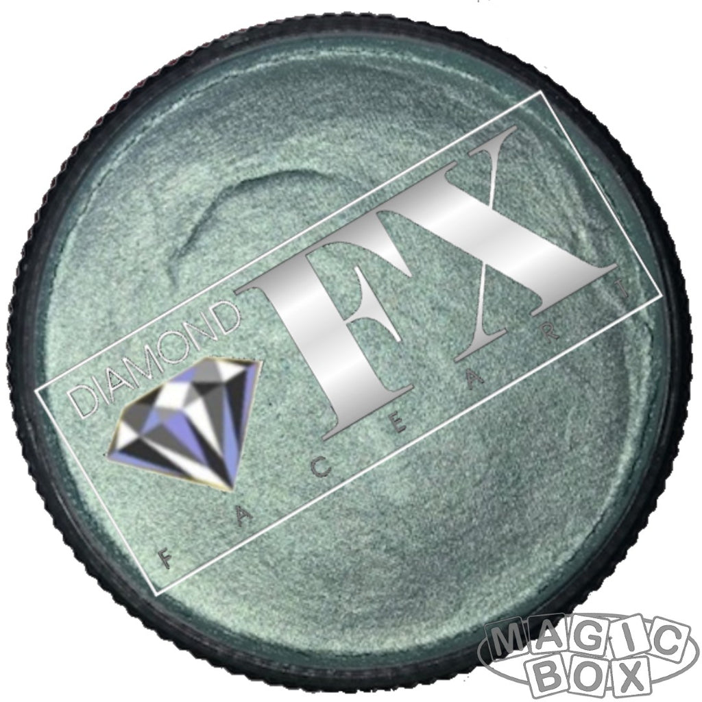 Diamond FX, Metallic Mellow Green 30g