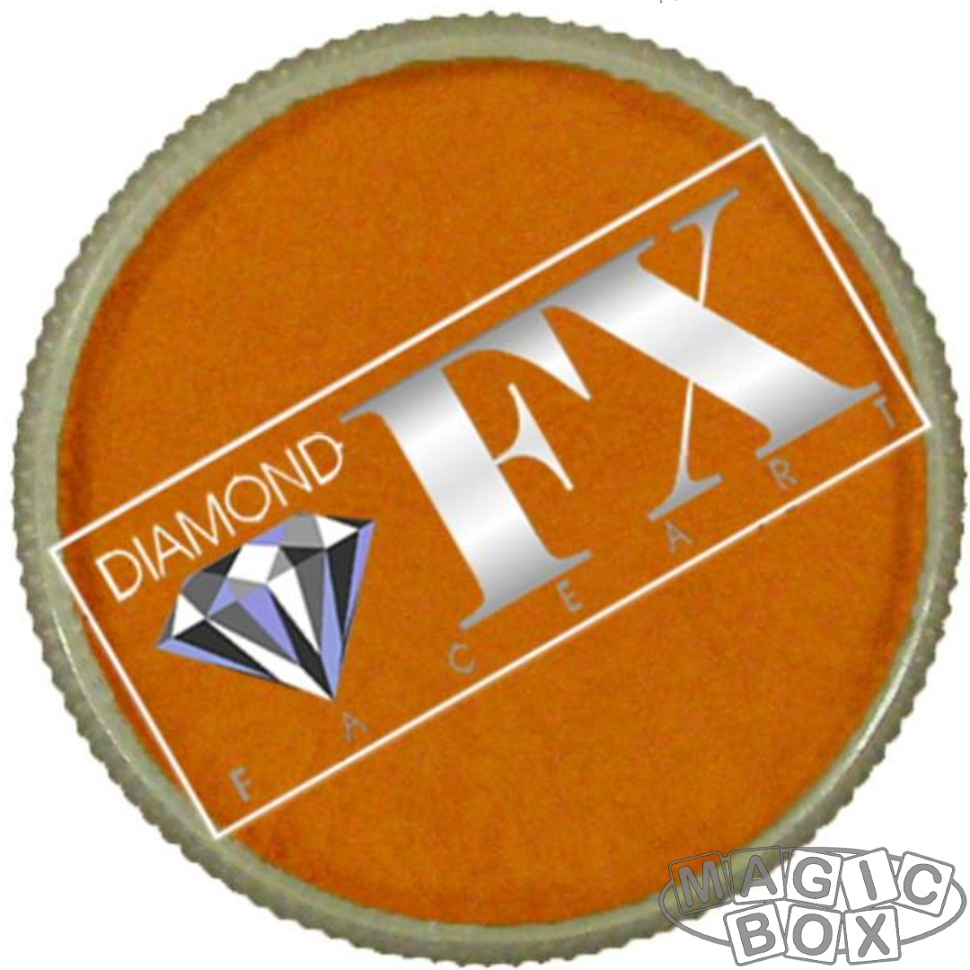 Diamond FX, Metallic Orange 30g