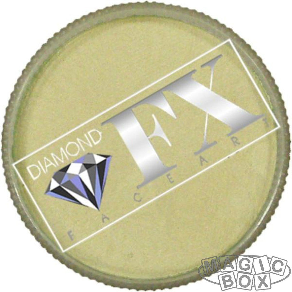 Diamond FX, Metallic White 45g