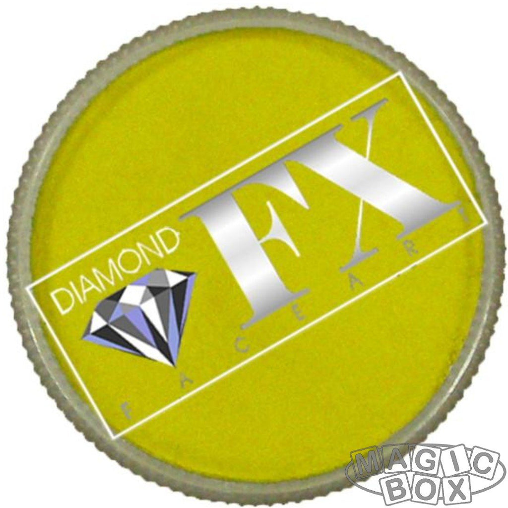 Diamond FX, Metallic Yellow 45g