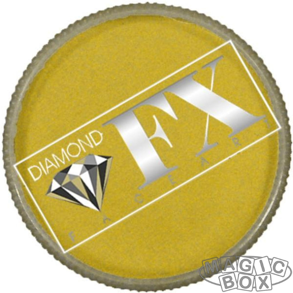 Diamond FX, Metallic Gold Sahara 30g