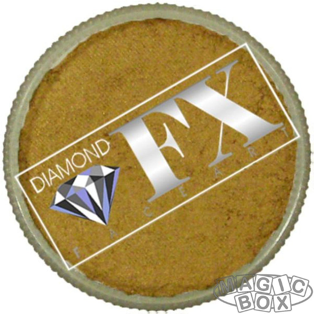 Diamond FX, Metallic Gold Old 45g