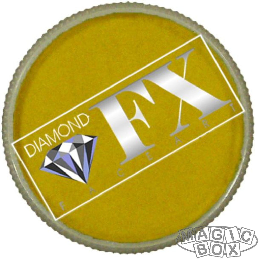 Diamond FX, Metallic Gold 30g