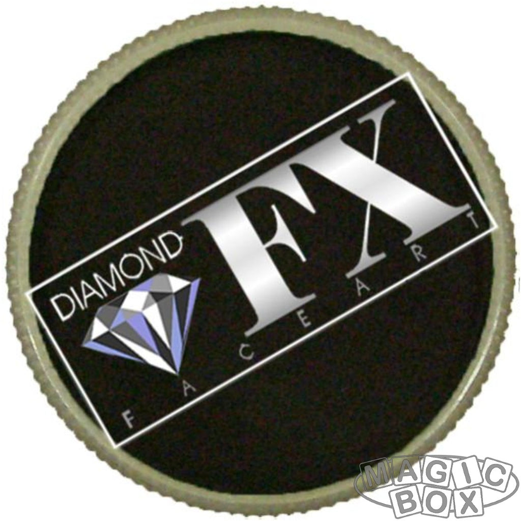 Diamond FX, Metallic Black 30g