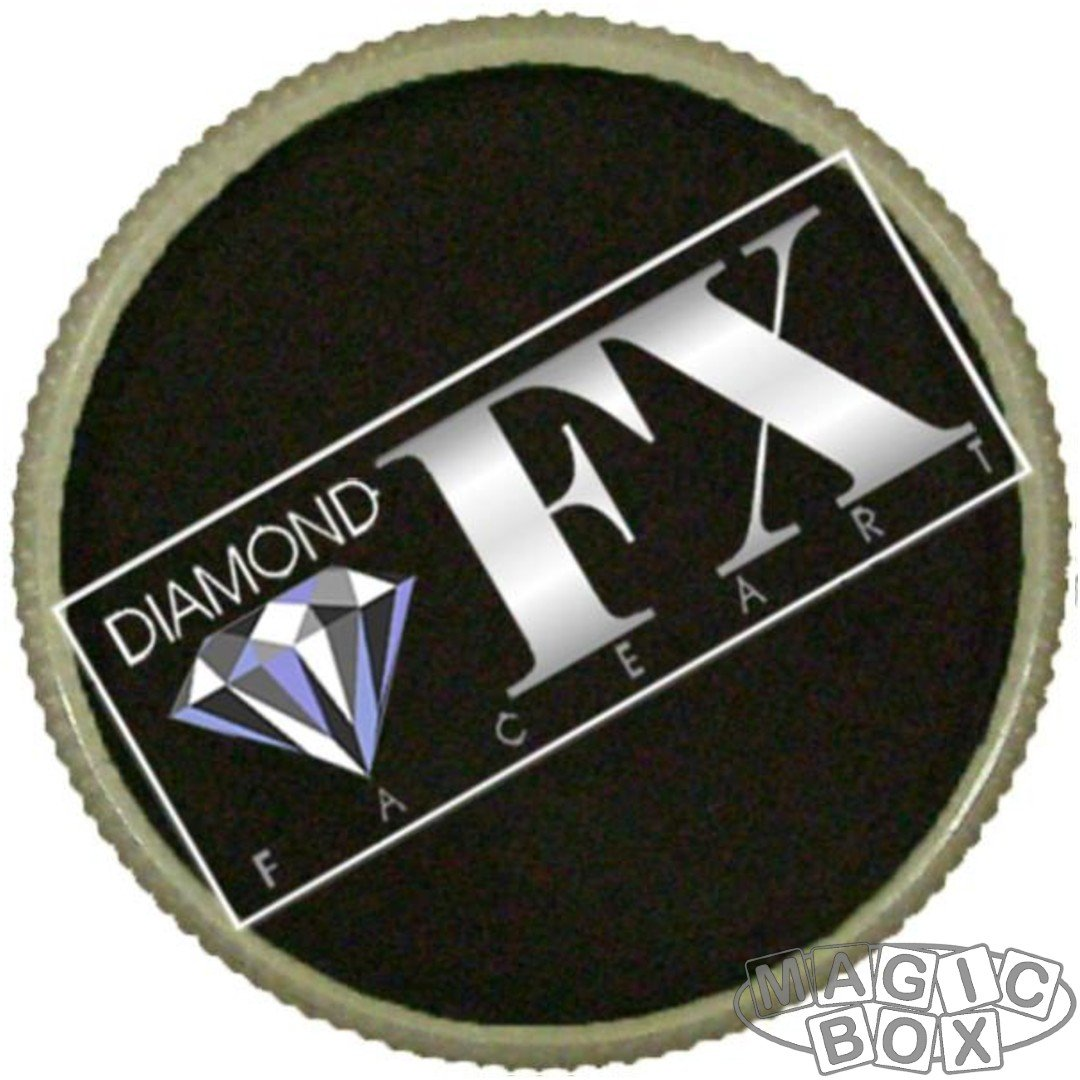 Diamond FX, Metallic Black 45g