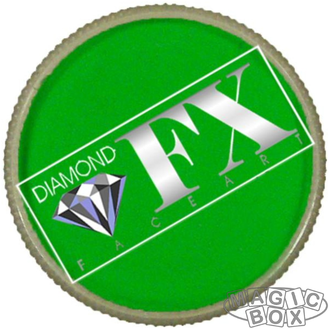Diamond FX, Neon Green 90g